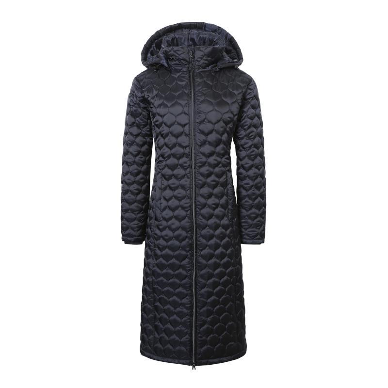 Covalliero frakke | Lang | Navy