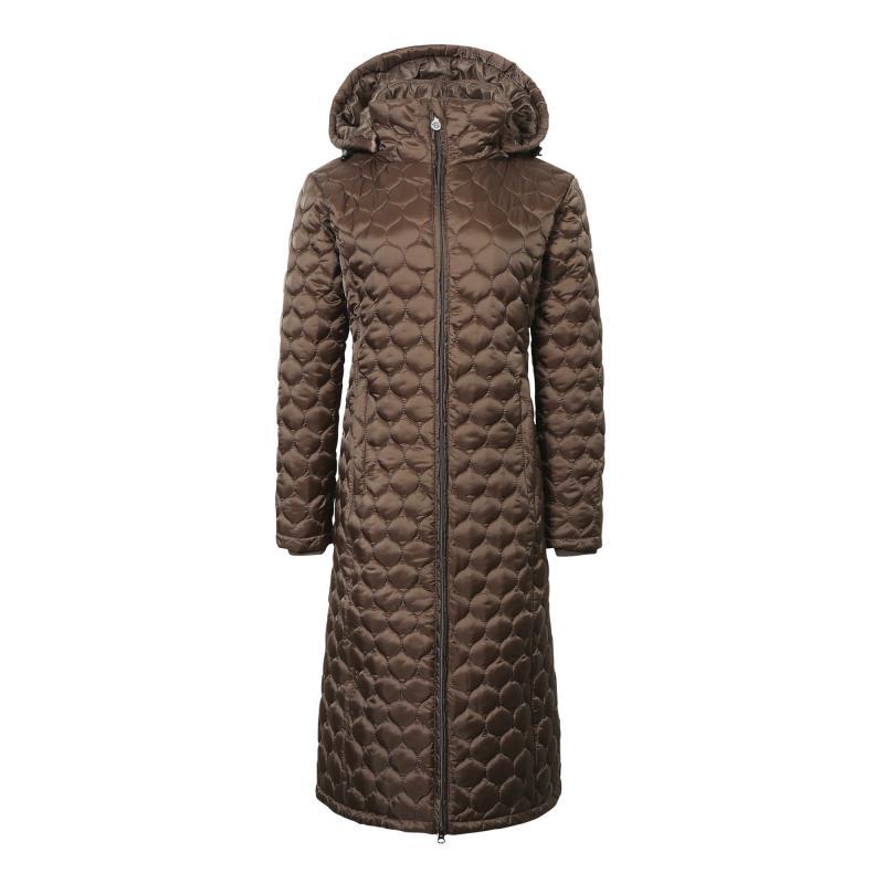 Covalliero frakke | Lang | Cappucino